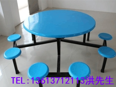 商丘员工食堂餐桌凳