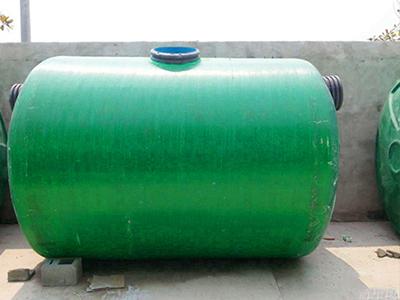 甘肃玻璃钢隔油池