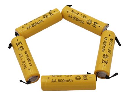 镍氢AA800毫安
