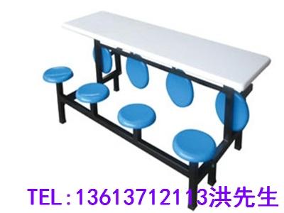 郑州工厂食堂餐桌凳