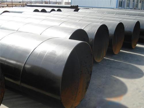 環氧煤瀝青冷纏帶防腐鋼管