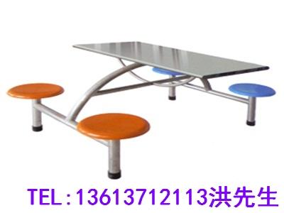 焦作四人位不锈钢餐桌
