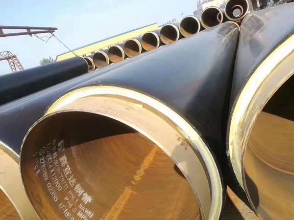 保溫螺旋鋼管