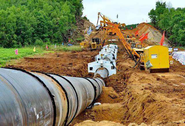 中俄东线天然气管道