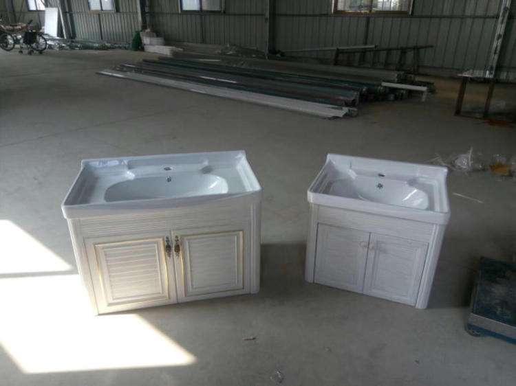 太空铝浴室柜