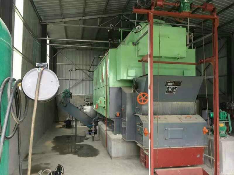 生物质燃煤双燃料锅炉
