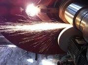 大型风机主轴磨损低温堆焊修复案例