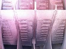 高溫風機現場堆焊動平衡