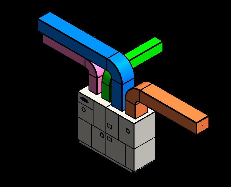 冷凝排風熱回收一體機