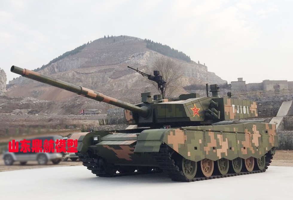 1:1坦克模型