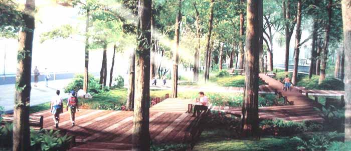 洹水湾温泉旅游区