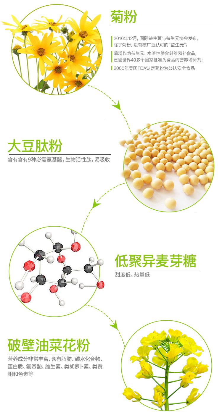 破壁油菜花粉