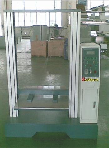 紙箱抗壓測試機