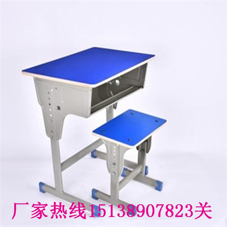 南陽鋼木學生課桌凳