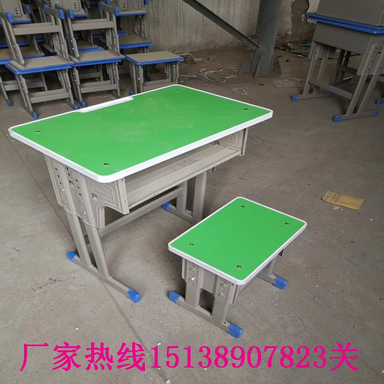 開封鋼木學生課桌凳