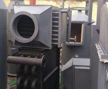 燃氣鍋爐冷凝器