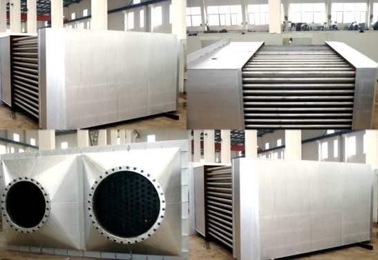 燃气锅炉冷凝器