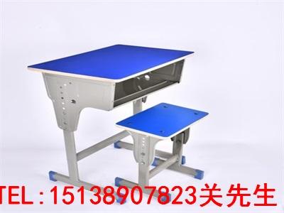 漯河钢木学生课桌凳