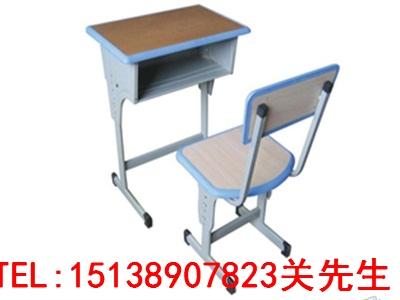 焦作钢木课桌凳