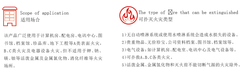 甘肃七氟丙烷自动灭火系统