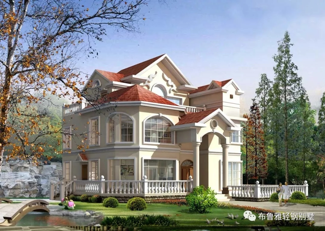 广西轻钢别墅市场前景