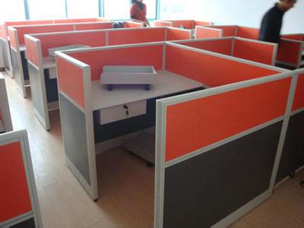 臨汾辦公室隔斷桌