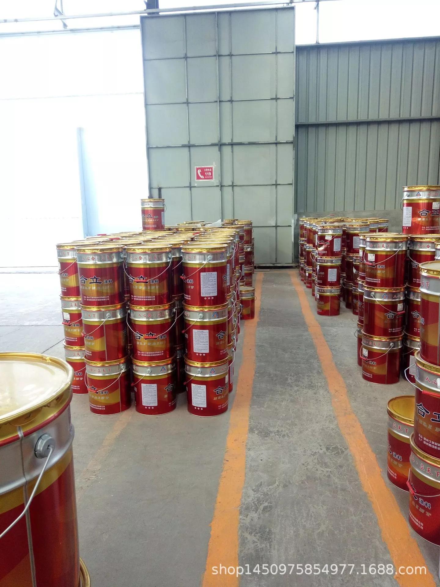 300度有机硅耐热防腐漆厂家
