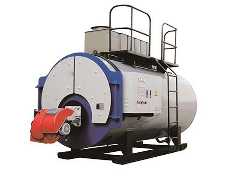 冷凝低氮锅炉
