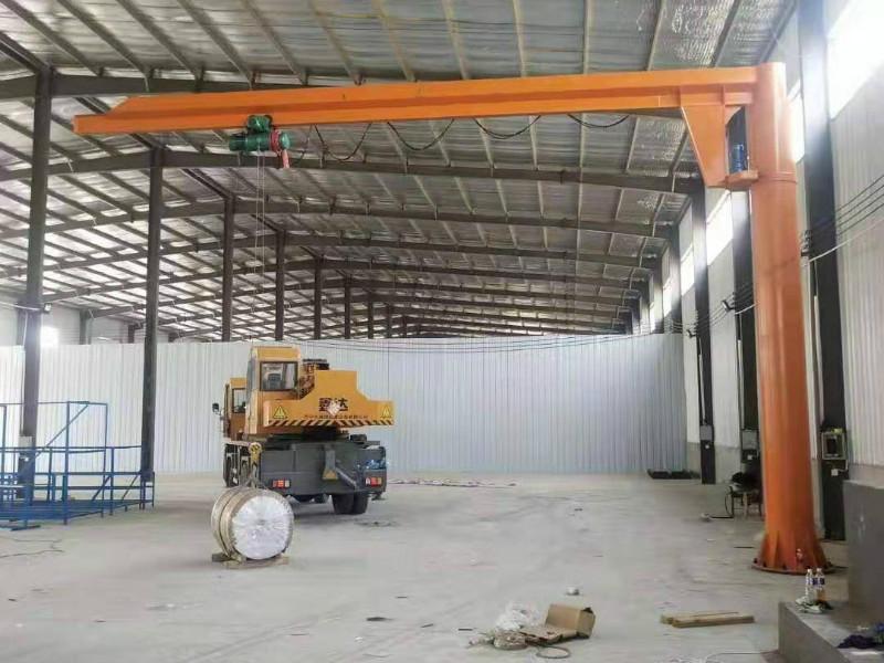 立柱式悬臂吊起重机