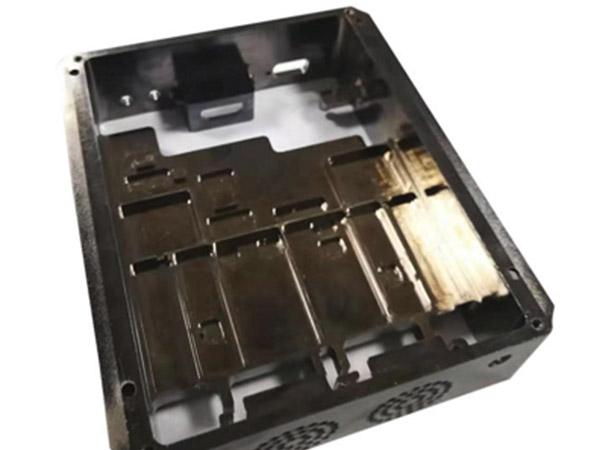 通讯设备腔体铝件CNC加工