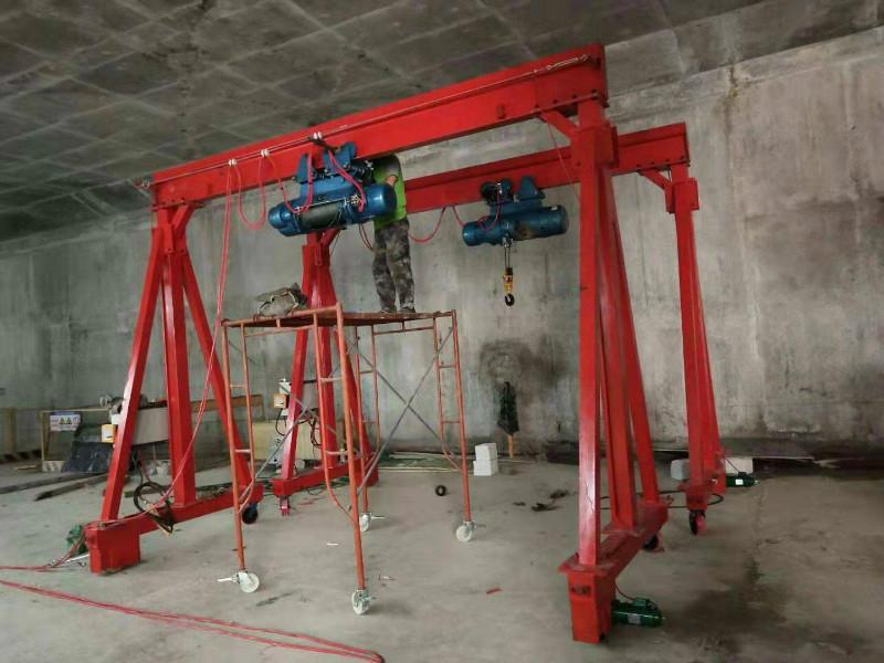 移动式悬臂吊厂家