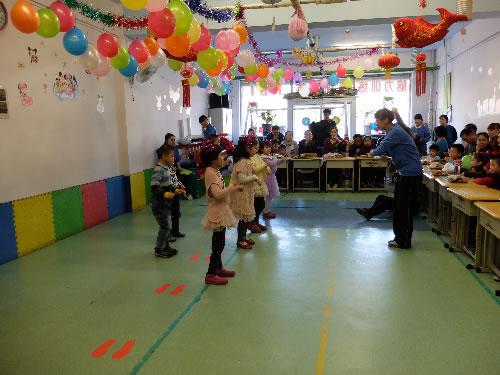 联欢会2016 沈阳睿宝(特殊)儿童康复训练中心