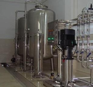 兰州桶装水处理设备