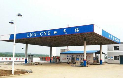 山东CNG、LNG、 L-CNG三种加气站的基本特性比较