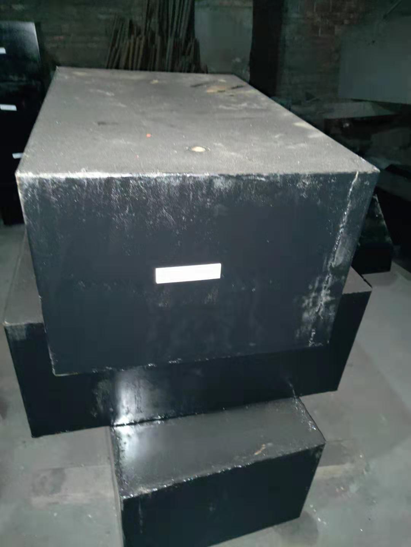 剪叉式作業機械配重
