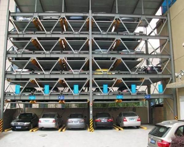 立體車庫鋼結構