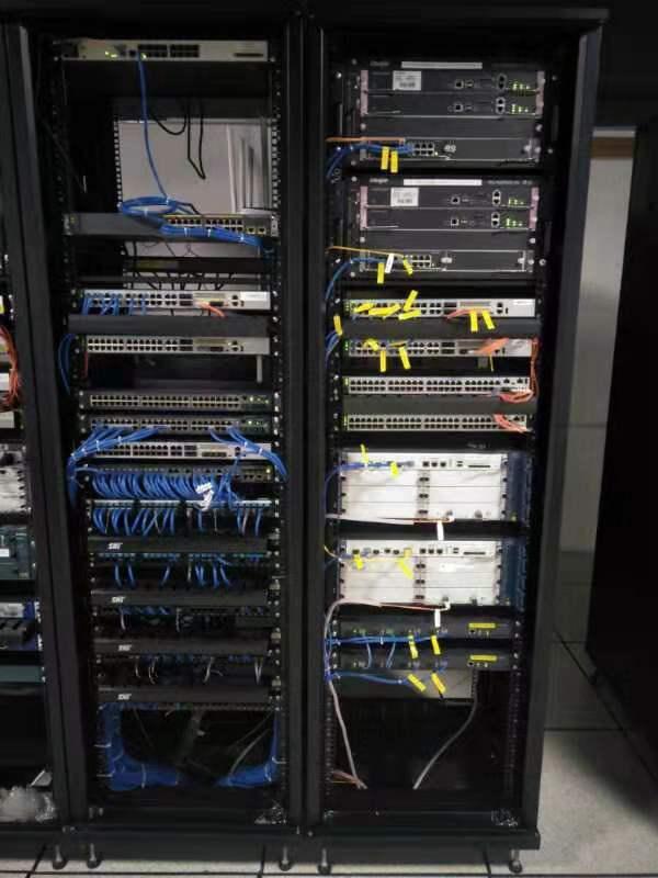 机房网络设备