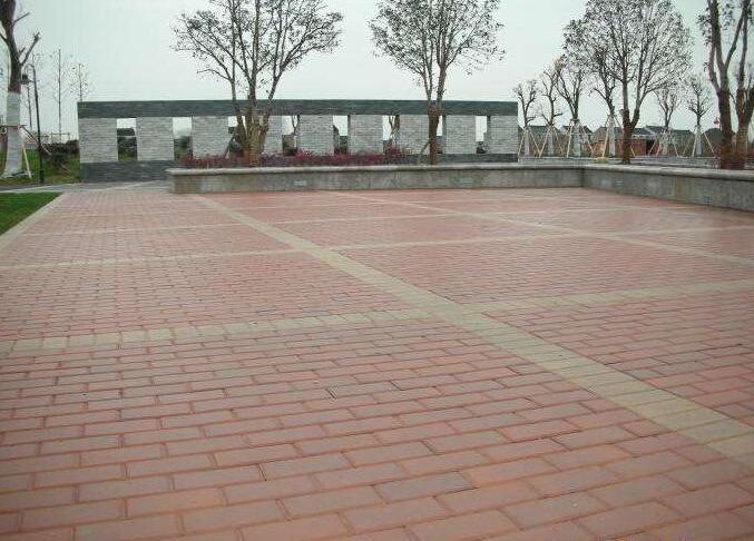 西安广场砖厂家