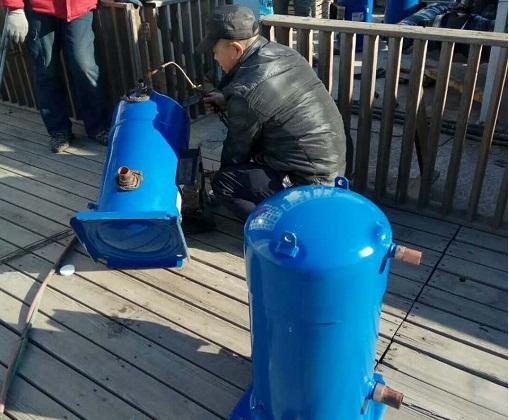 工业冷水机维修