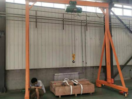 移动悬臂吊