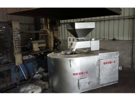天燃氣熔鋁爐