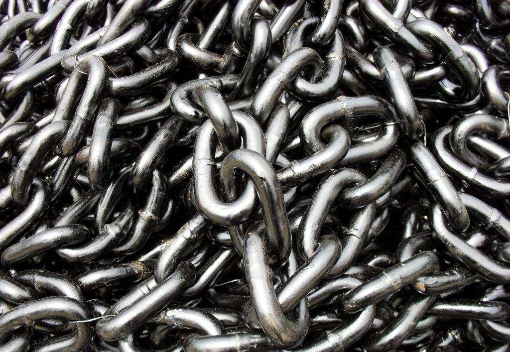 不銹鋼鏈條規格及尺寸