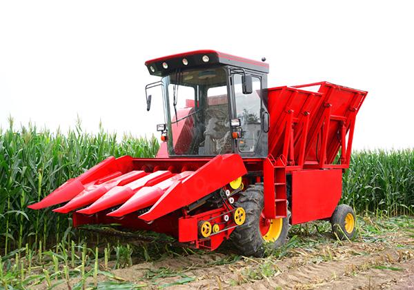 新乡玉米青储机