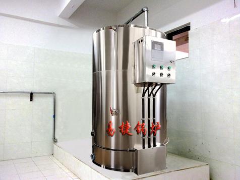 1.5吨开水锅炉