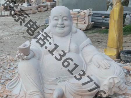 河南石雕佛像