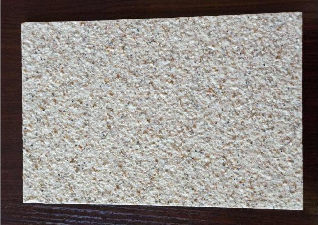 仿石材真石漆(麻面)鋁單板