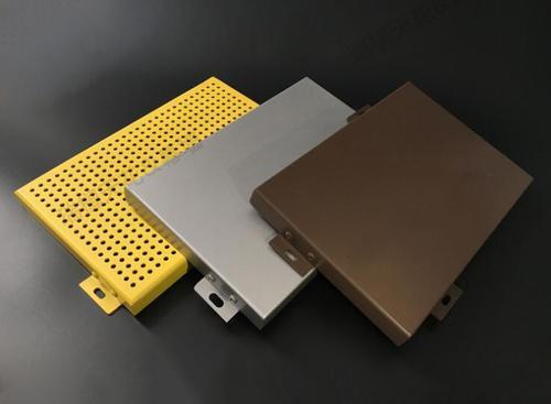 P.C.M.自清洁铝单板