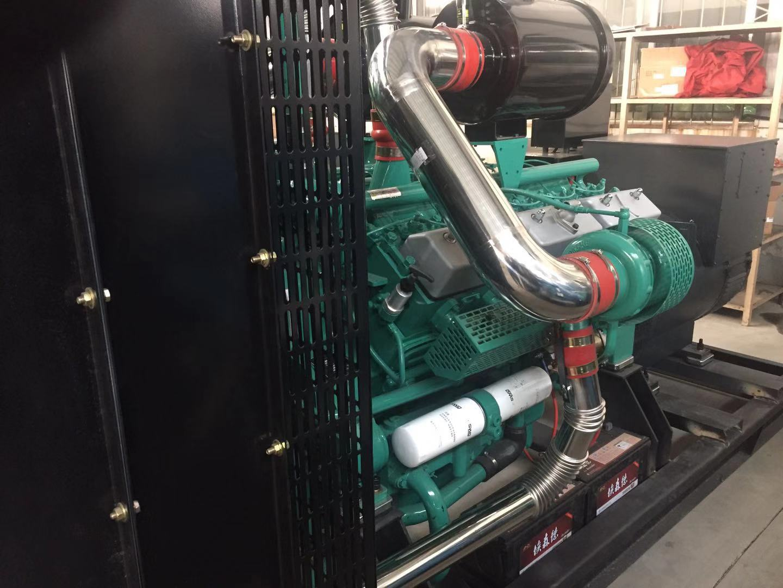 600KW柴油发电机组