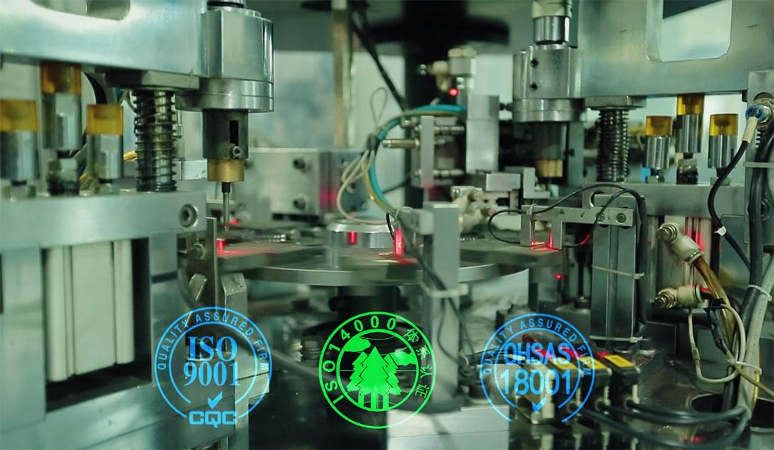 低压电器制造