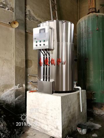 不锈钢开水锅炉